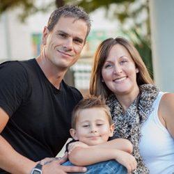 Chiropractor Lafayette LA Jason Prevost and Family